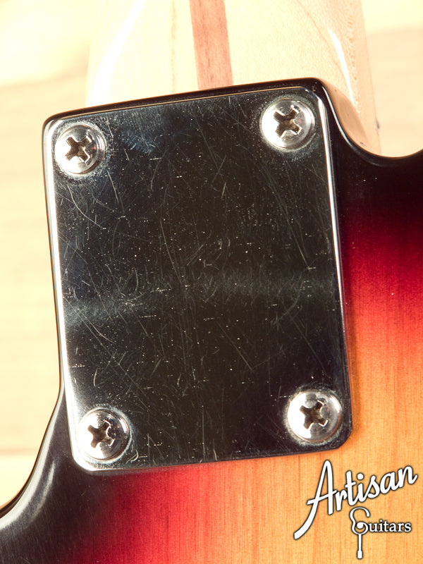 1988 Fender American Standard Telecaster with Joe Barden and Seymour Duncan Pickups ID-5612 - Artisan Guitars