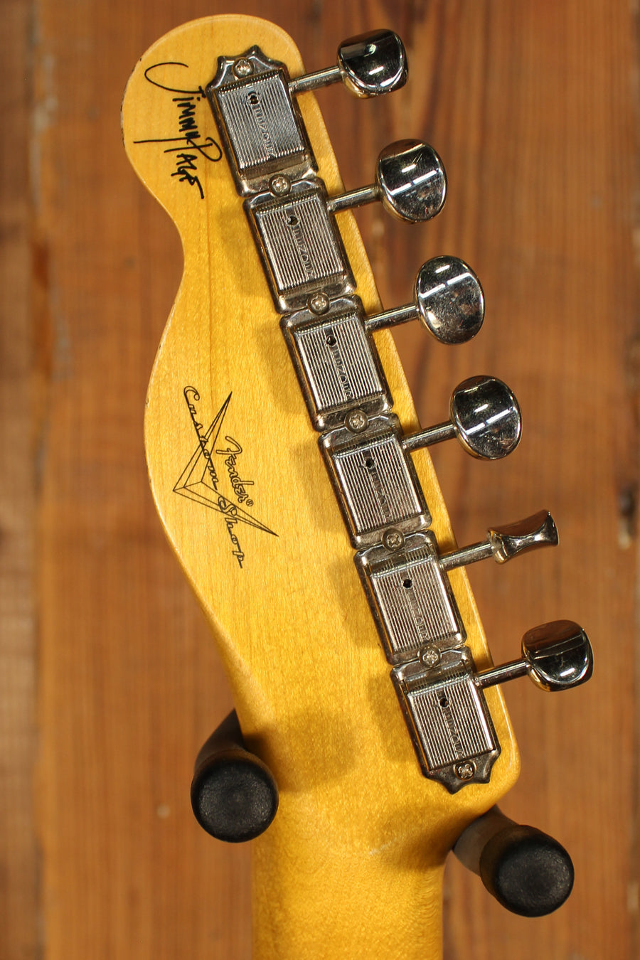Fender Custom Shop Jimmy Page Signature Telecaster®