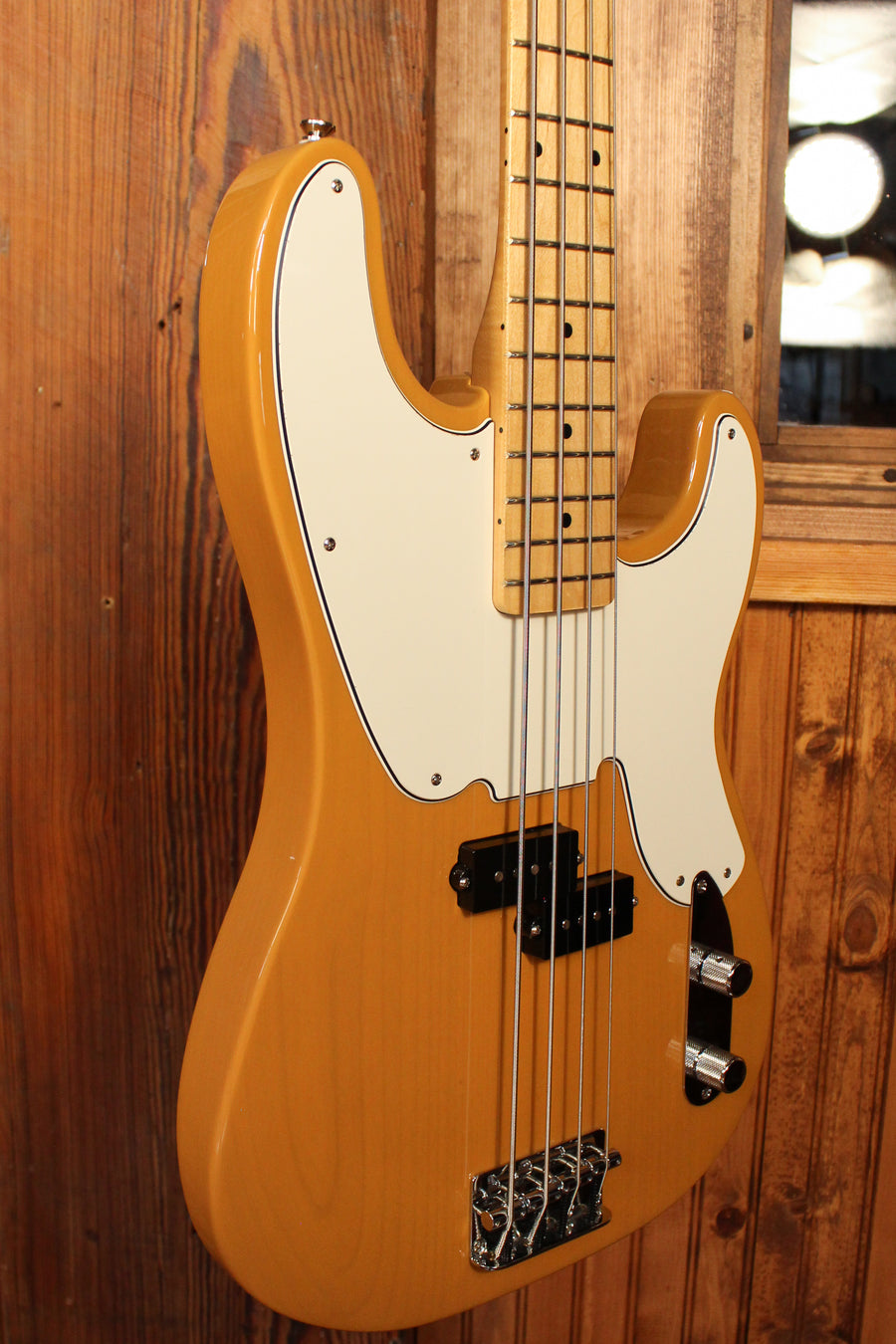 Fender STD Tele P-Bass LTD Edition Pre-Owned 2018