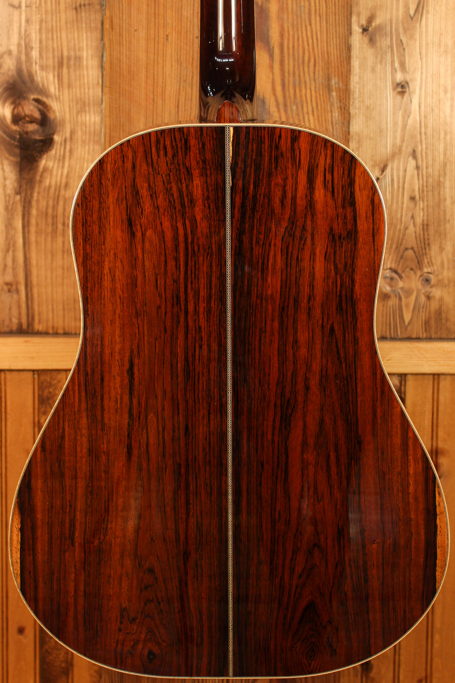Huss & Dalton DS Custom w/ Red Spruce & Brazilian Rosewood Pre-Owned 2009