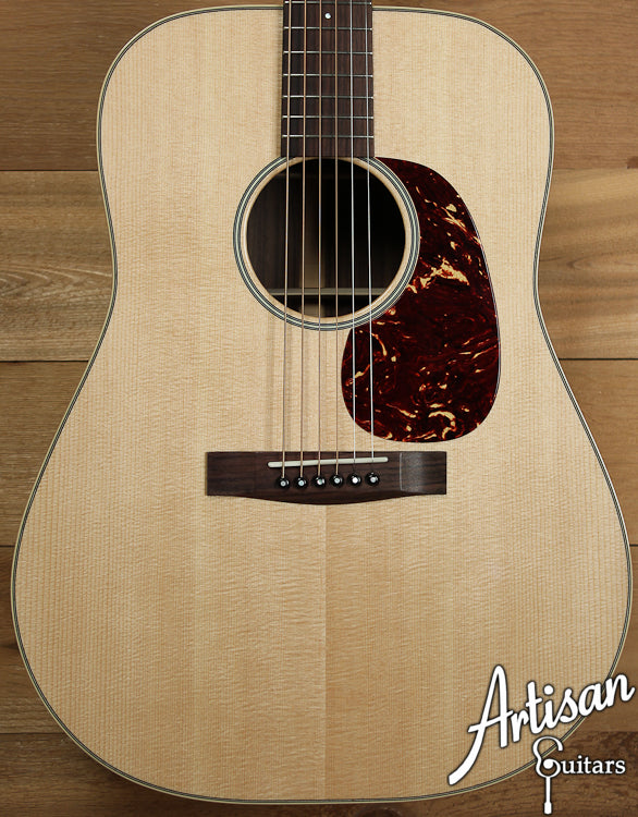 Huss and Dalton Road Edition Dreadnaught Sitka Spruce and Indian Rosewood ID-8501