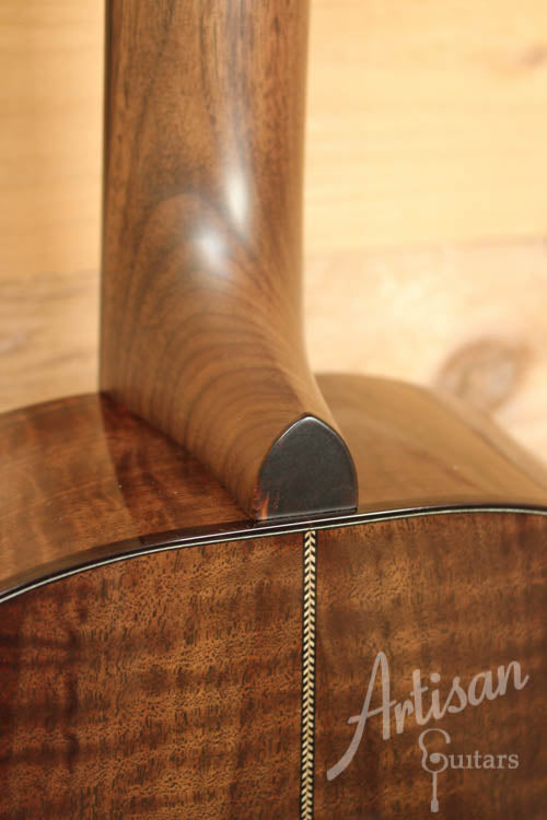 Huss and Dalton 00 SP Custom Italian Spruce and Figured Walnut ID-8203