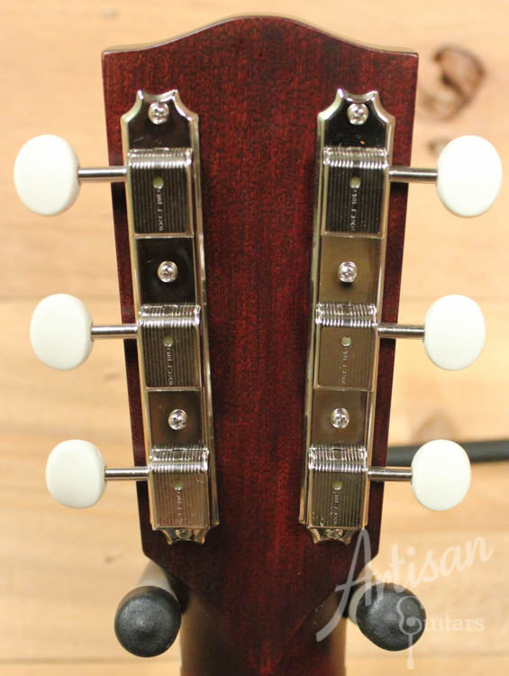 Huss and Dalton Crossroads Sitka Spruce and Mahogany ID-8188 - Artisan Guitars