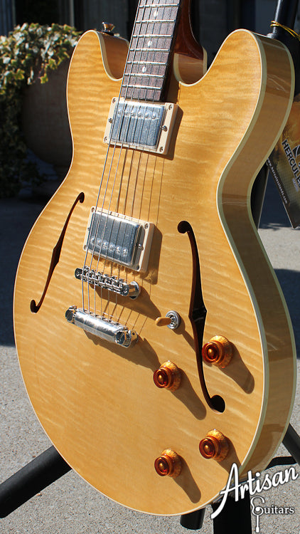 Collings I 35 LC Laminate Construction Blonde Finish ID-6526 - Artisan Guitars
