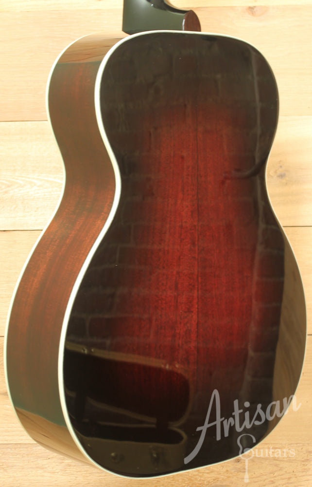 Huss and Dalton T 0014 Thermo Cured Adirondack and Sinker Mahogany ID-8953