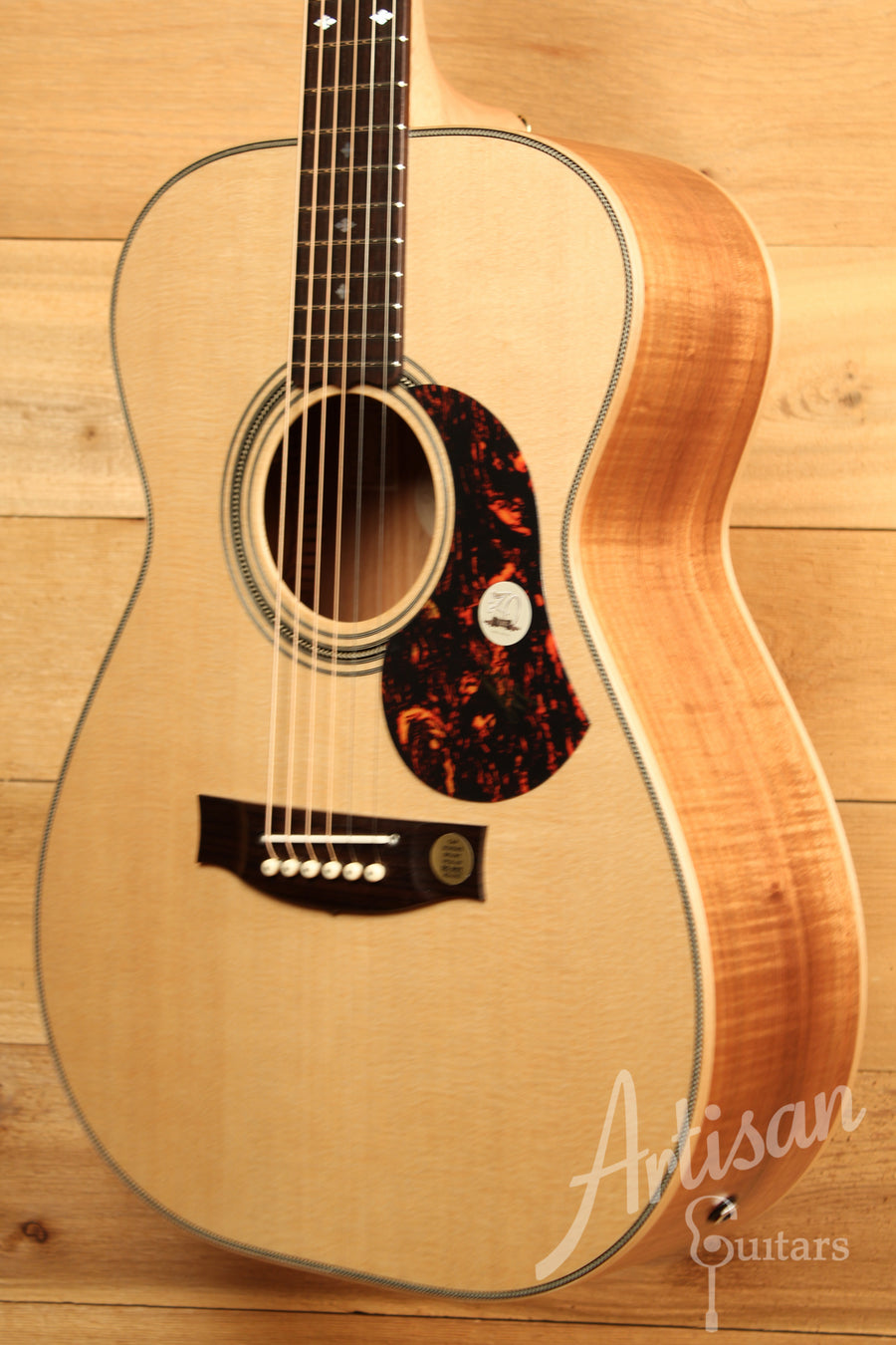 Maton EBG808 Artist Series Sitka Spruce and Blackwood ID-11552