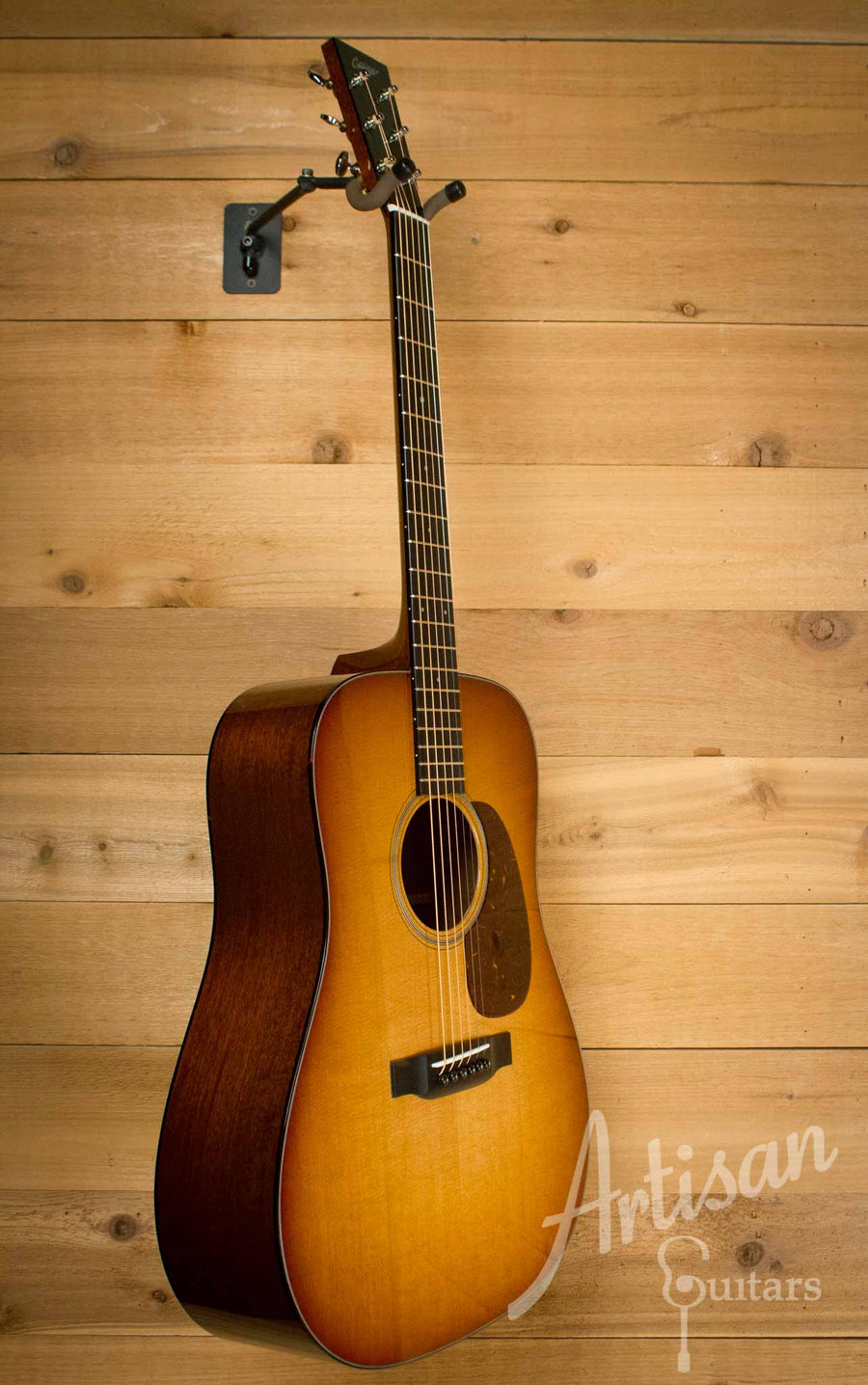 Collings D1 Guitar Baked Sitka Spruce and Mahogany Western Shaded Top ID-10335
