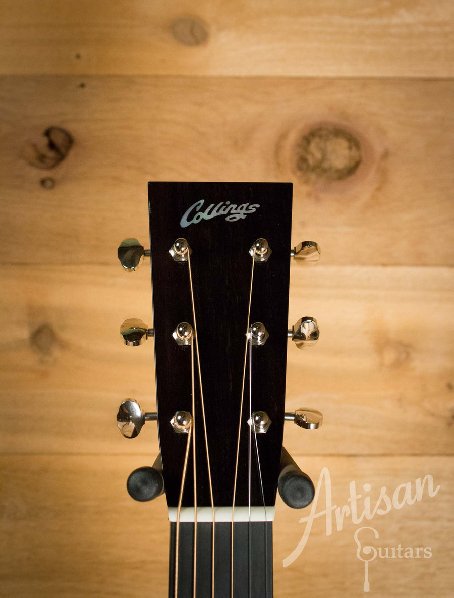 Collings D1 Guitar Baked Sitka Spruce and Mahogany Western Shaded Top ID-10335 - Artisan Guitars