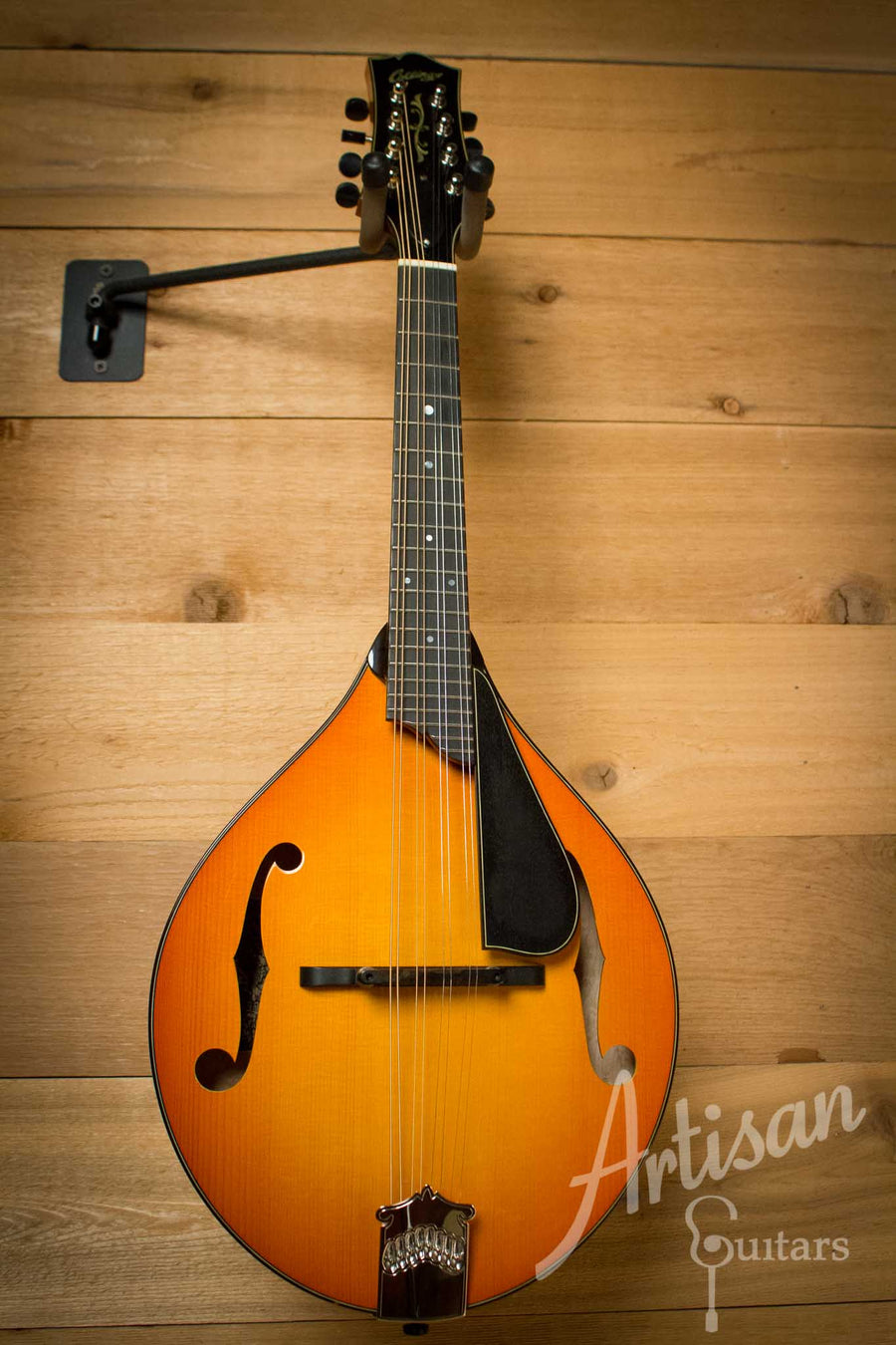 Collings MT2V with Varnish Finish and Tangerine Burst Pre-Owned 2013 ID-7086 - Artisan Guitars