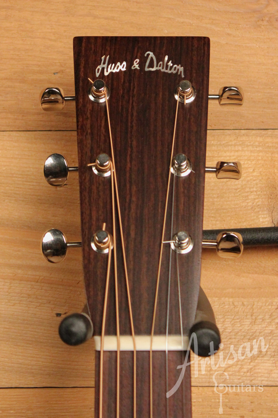 Huss and Dalton Road Edition Dreadnought - Sitka Spruce and Indian Rosewood ID-11387