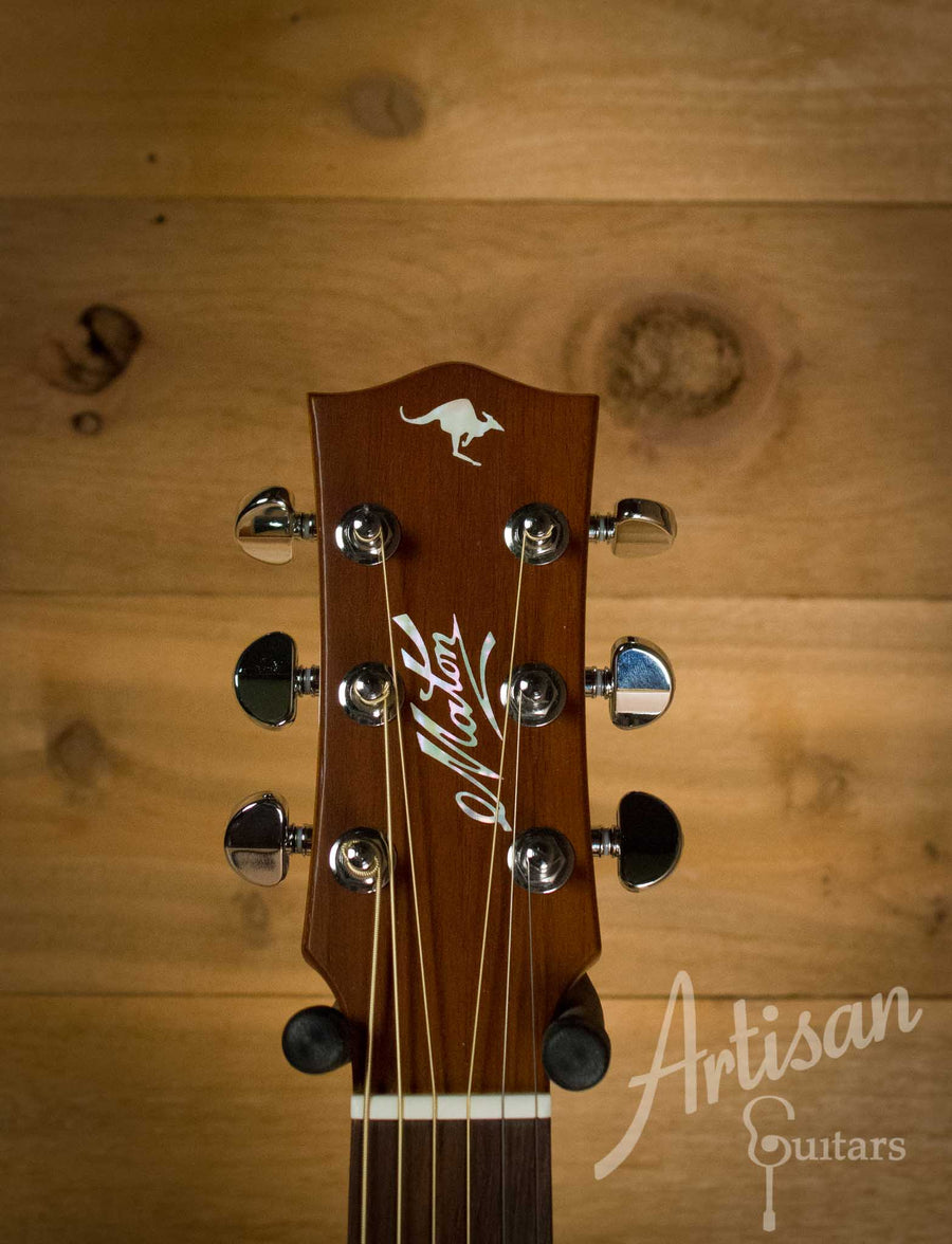 Pre-Owned 2014 Maton EBG808TE Tommy Emmanuel Signature Sitka and Queensland Maple ID-10341