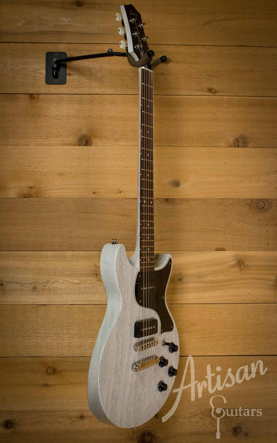 Collings 290 DC Guitar Double Cutaway Custom Cookies & Cream finish ID-10248