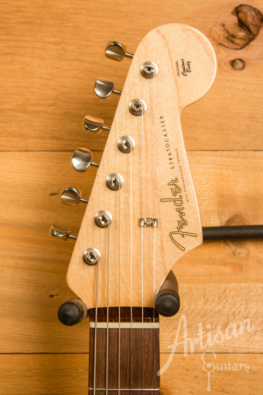 Fender Custom Shop 60's NOS Stratocaster Time Machine Series Pre-Owned 2007 ID-11620
