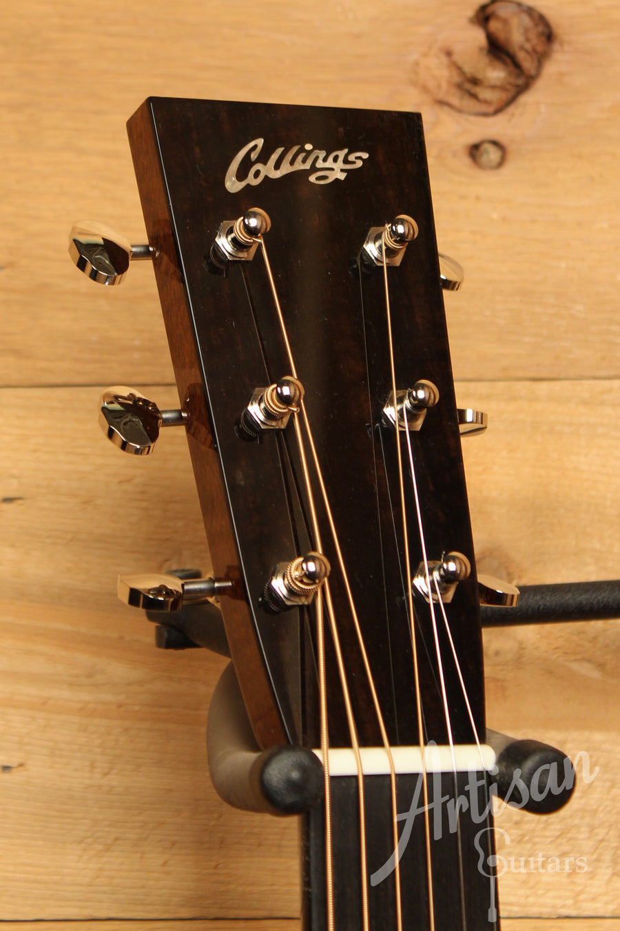 Collings D2H T Baked Stika Spruce and Indian Rosewood ID-11561 - Artisan Guitars