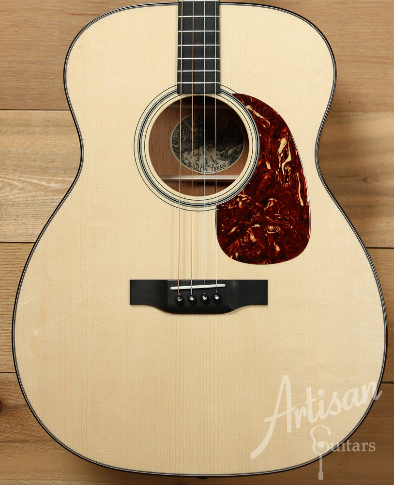 Collings Tenor 1 A Adirondack Spruce and Mahogany Guitar ID-9398 - Artisan Guitars