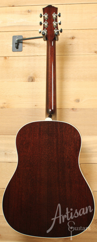 Collings CJ Mh Adirondack and Mahogany with Sunburst ID-9399