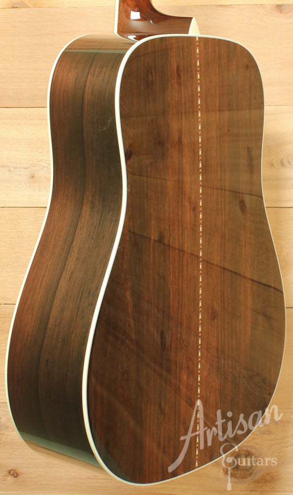 Collings D41 Adirondack Spruce with Madagascar Rosewood and Style 3 Appointments ID-9423 - Artisan Guitars