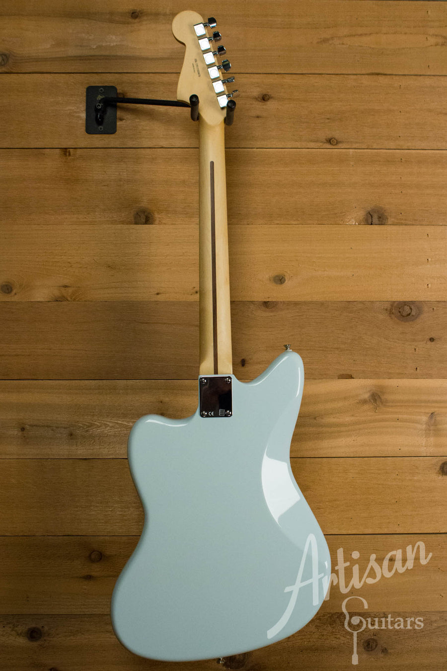 Fender Jazzmaster American Special Guitar CME Exclusive Sonic Blue Pre-Owned 2015 ID-10539