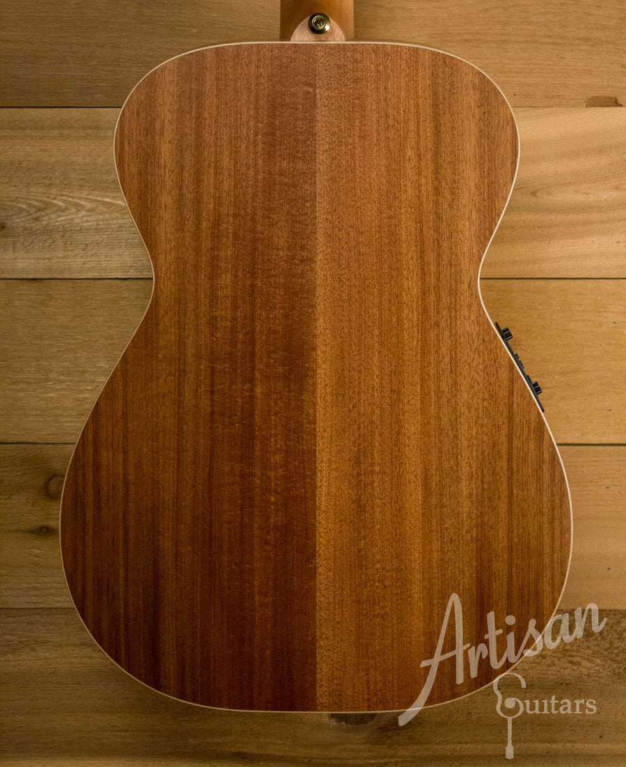Maton EBG808 Artist Series Sitka Spruce and Blackwood ID-10543