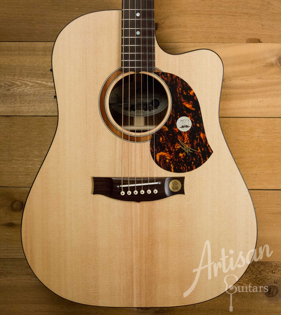 Maton SRS70C Guitar Solid Road Series Acoustic Electric AP5 Pro Pre-Owned 2013 ID-10544 - Artisan Guitars