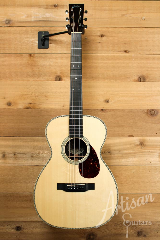 Pre-Owned 2012 Collings 02HG Guitar German Spruce and Indian Rosewood ID-6085 - Artisan Guitars