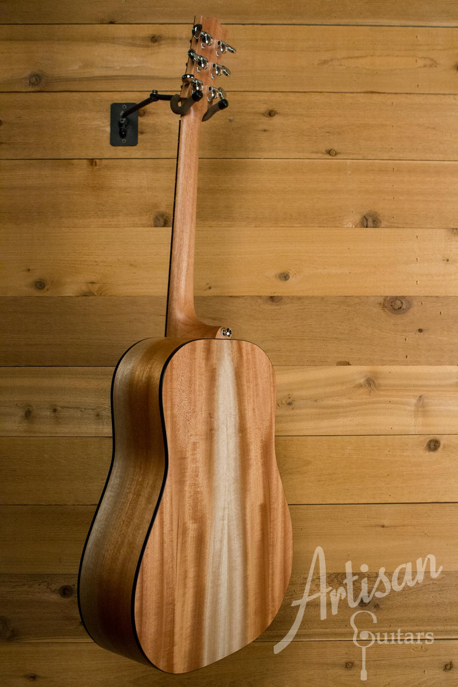 Maton S60 Guitar with Bearclaw Sitka Spruce and Queensland Maple ID-10553 - Artisan Guitars