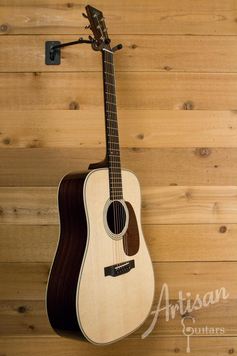 Collings D2H VN Guitar Sitka Spruce and Indian Rosewood with Vintage Now Neck  ID-10559