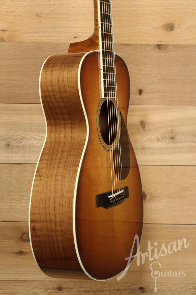Collings Baby 3 Guitar with Torrefied Adirondack and Maple ID-8146