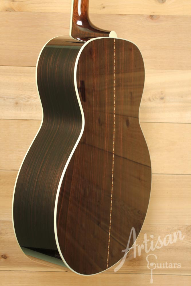 Collings SJ Custom German Spruce and Indian Rosewood with Sunburst ID-8822 - Artisan Guitars