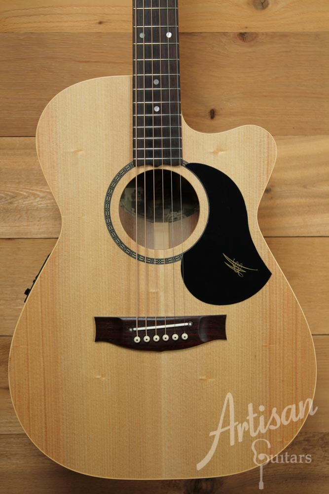 Maton EBG808CL Performer Series Bunya and Queensland Maple with Cutaway ID-9461 - Artisan Guitars
