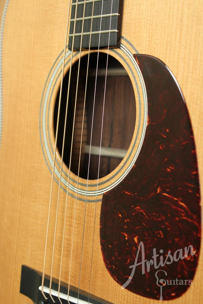Collings D2HMRA with Torrefied Adirondack Spruce and Madagascar Rosewood  ID-9465