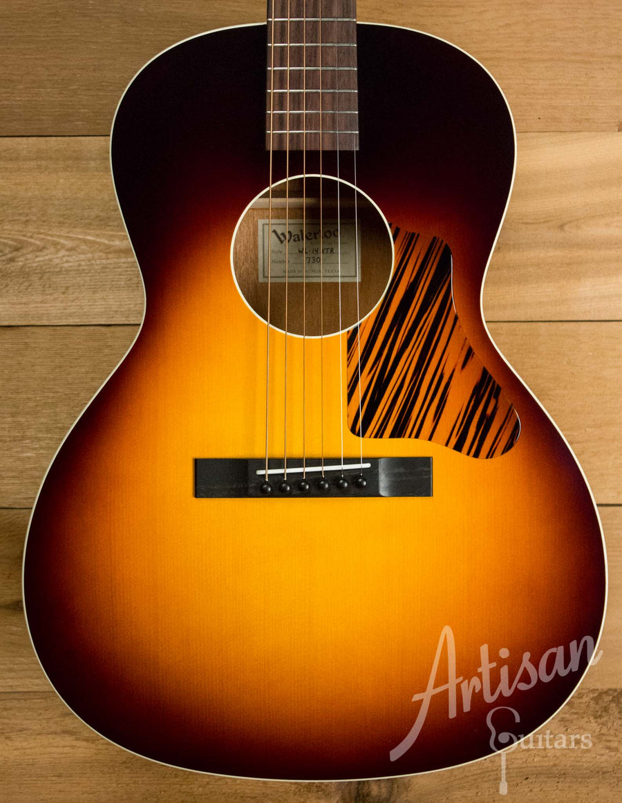 Waterloo WL-14X Guitar with Truss Rod Sunburst Finish Small Neck Profile ID-10376