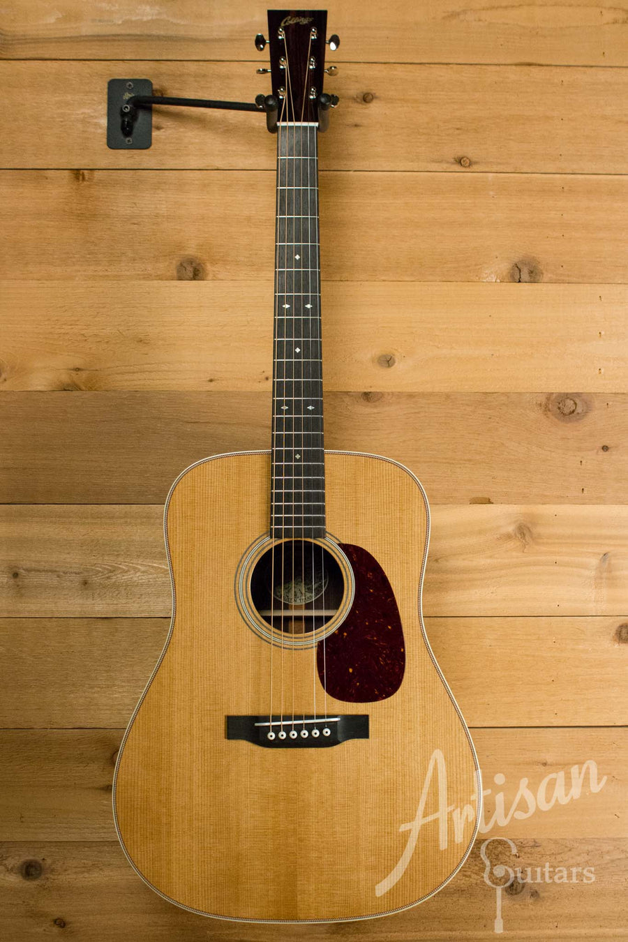 Collings D2H T Guitar Baked Sitka Spruce and Indian Rosewood  ID-10580