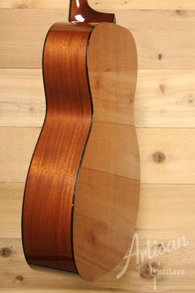Pre-Owned 2012 Collings OM1ASB Adirondack Spruce and Mahogany ID-6200