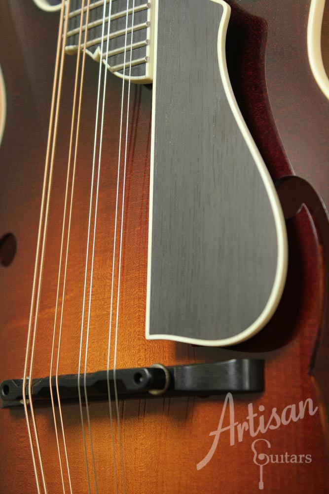 Collings MF Deluxe with Sunburst Finish ID-9479