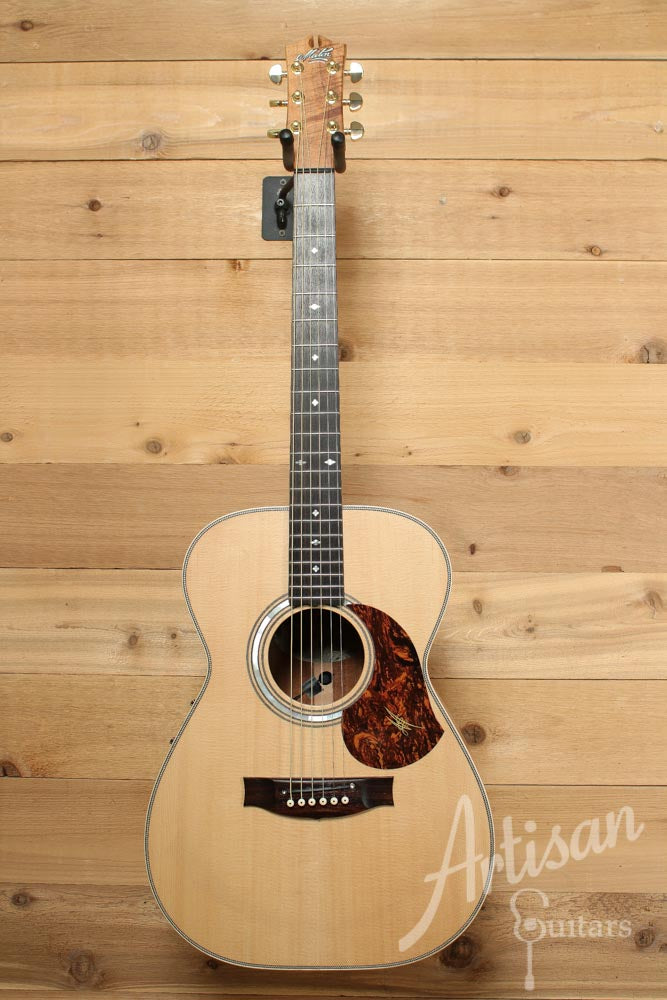 Pre Owned 2013 Maton EBG808 Artist Sitka with Blackwood  ID-9483