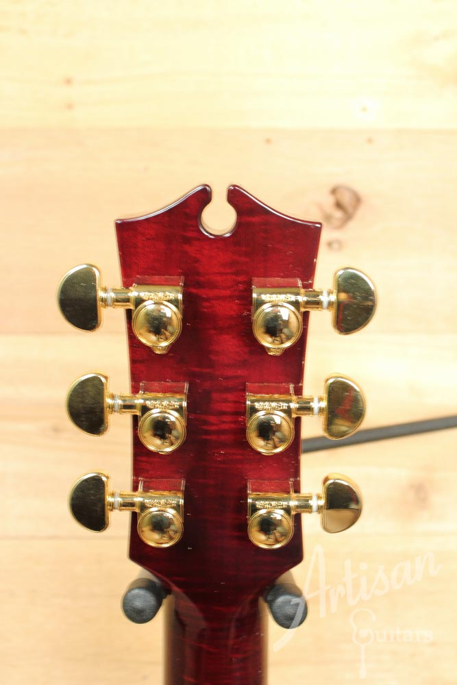Pre Owned 2012 Maton Neil Finn Custom Shop Guitar ID-9485