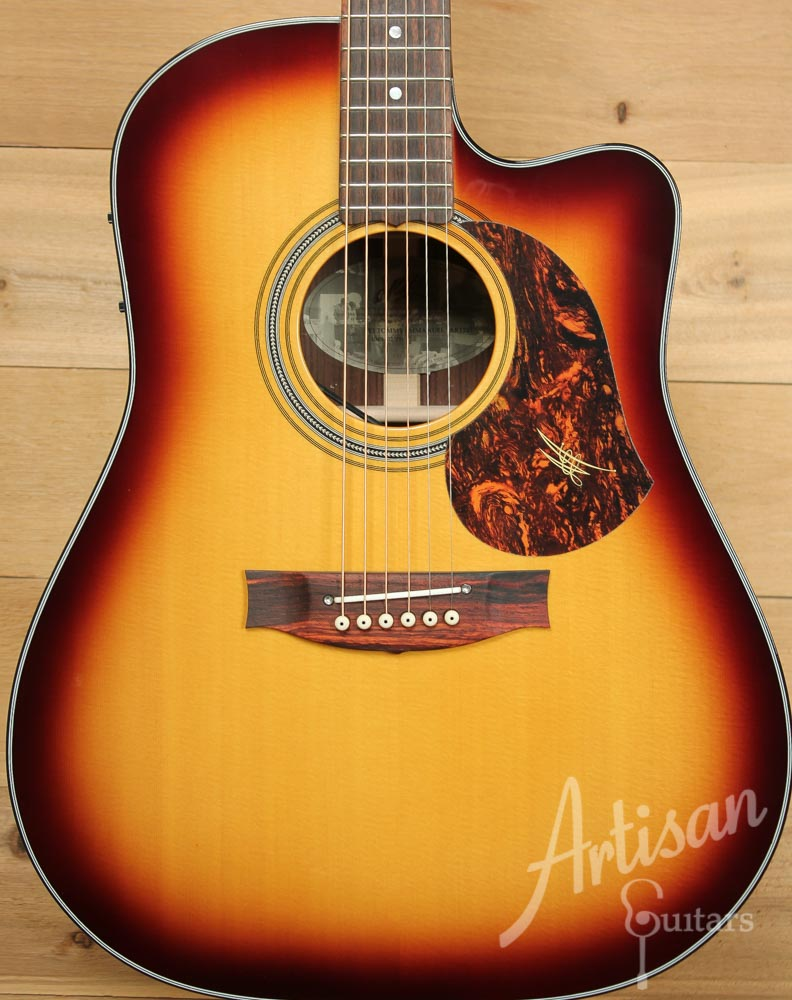 Maton TE1 Tommy Emmanuel Sitka Spruce and Indian Rosewood ID-9496