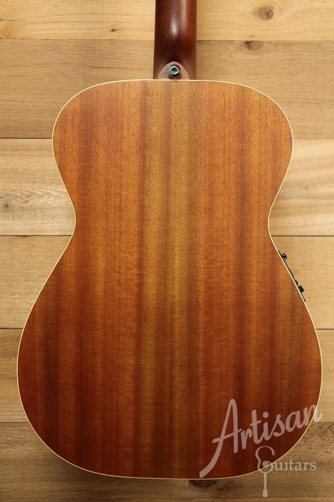 Maton EBG808TE Tommy Emmanuel Signature Sitka and Queensland Maple with AP5-Pro pickup ID-9497