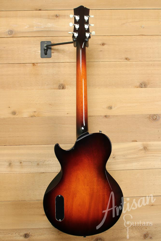Collings 290 S Tabacco SunBurst Single Dogear P90 Lollar Pickup and Wraparound Bridge ID-9504