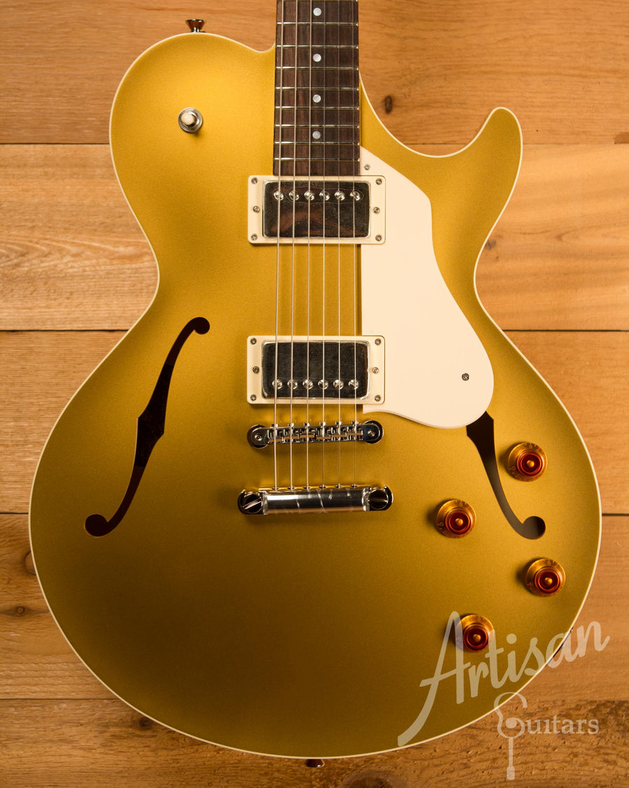 Collings SoCo LC Goldtop with ThroBak Custom Pickups ID-10643 - Artisan Guitars