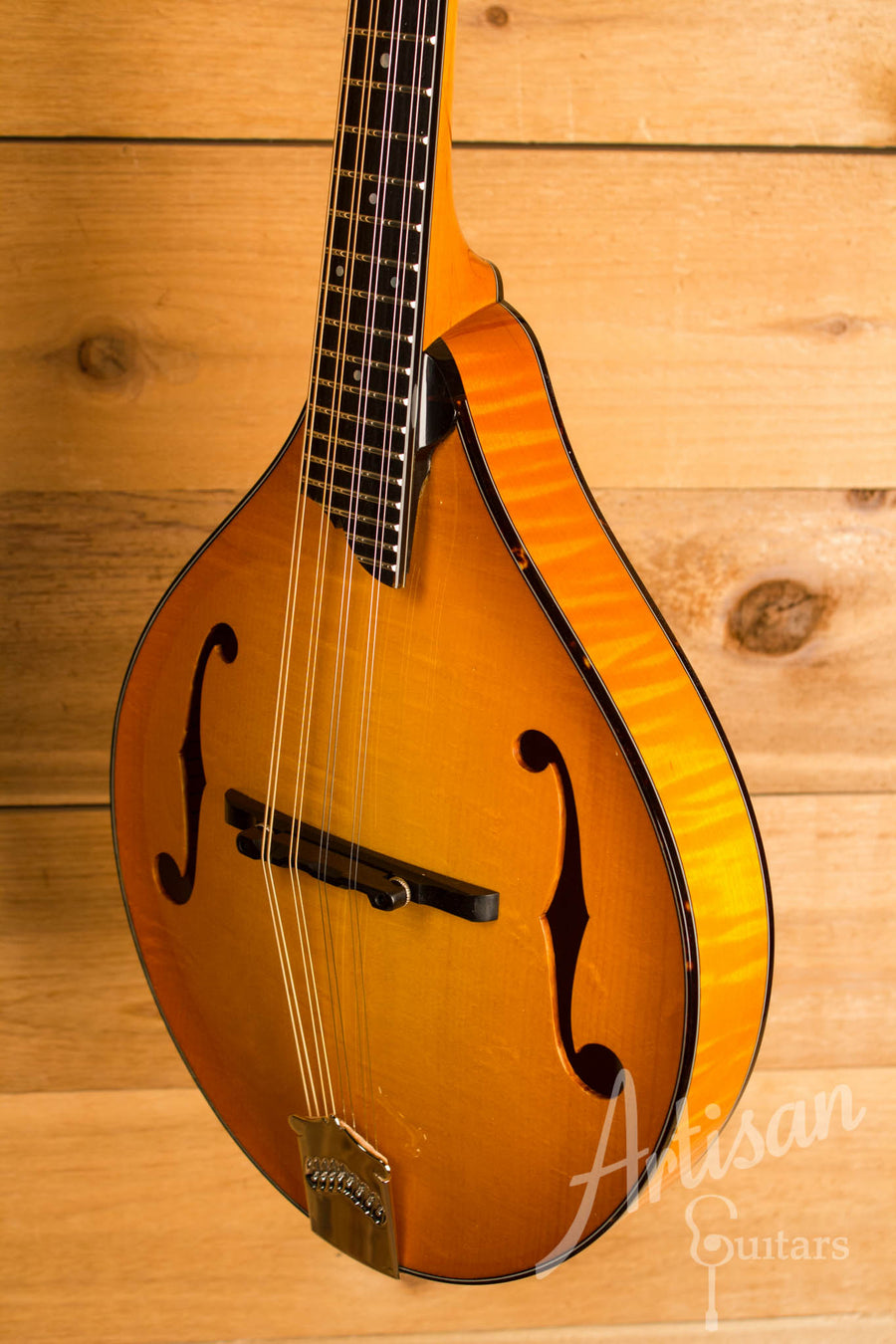 Collings MT2 Mandolin Tangerine Sunburst Finish  ID-10303