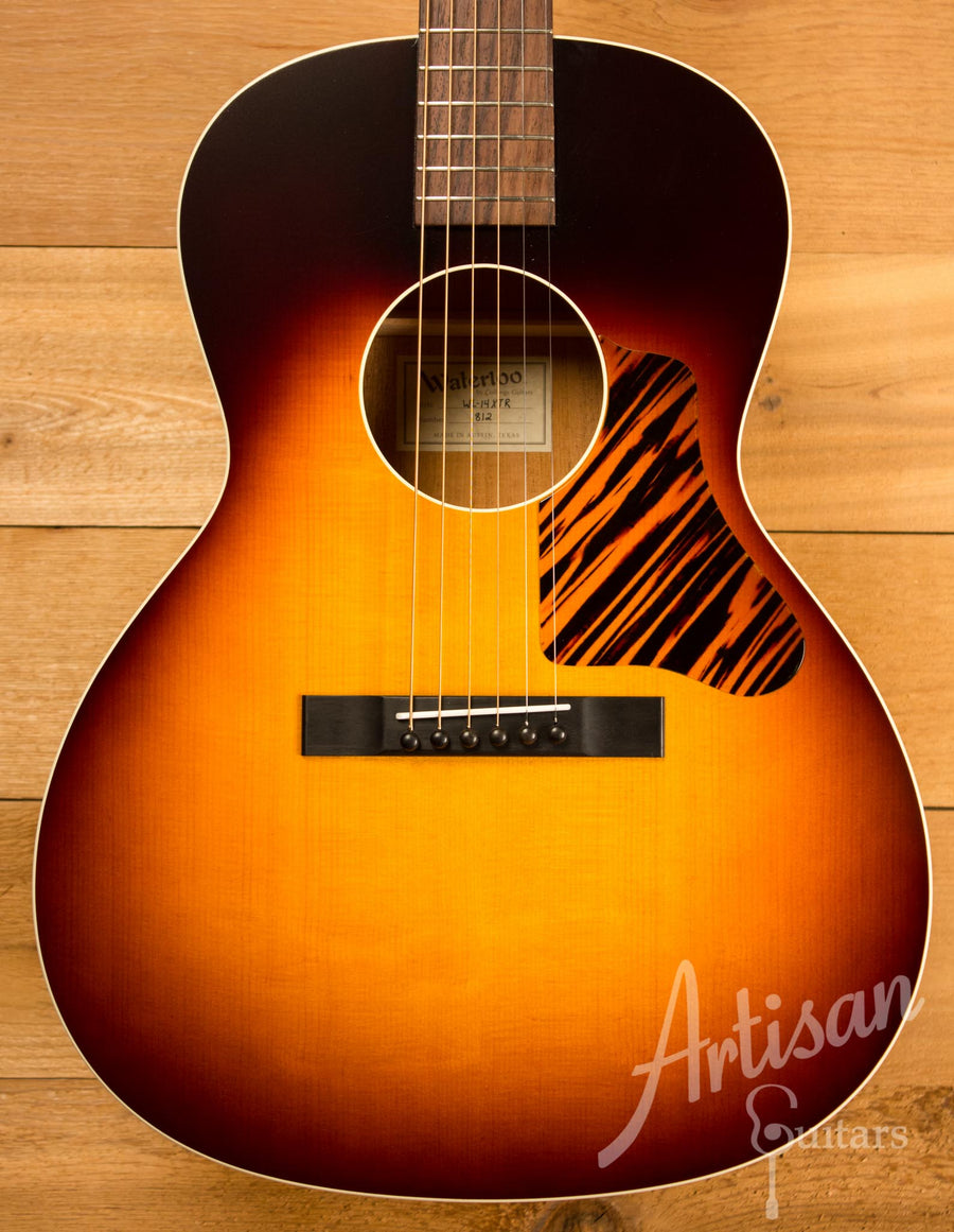 Waterloo WL-14X Guitar with Truss Rod Sunburst Finish Small Neck Profile ID-10375