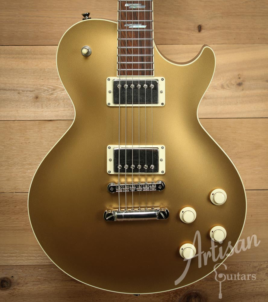 Collings City Limits Deluxe Gold Top with ThroBak Humbuckers ID-9605 - Artisan Guitars