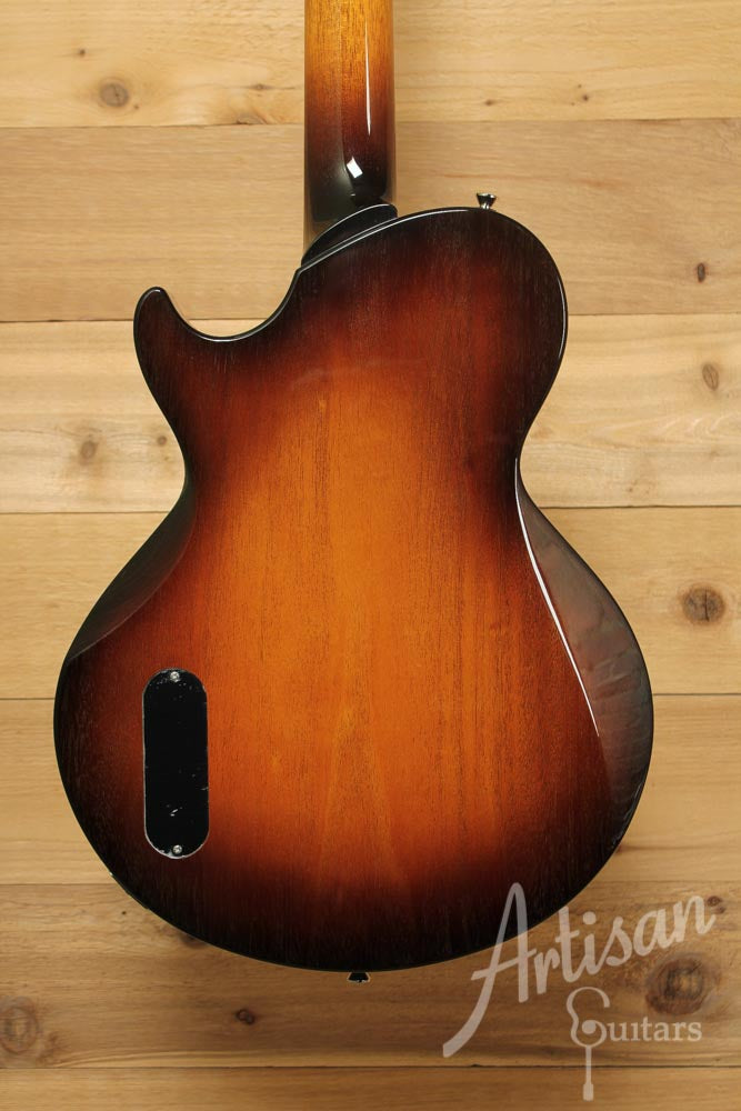 Collings 290 S Tobacco SunBurst Single Dog Ear P90 Lollar Pickup and Wraparound Bridge ID-9646