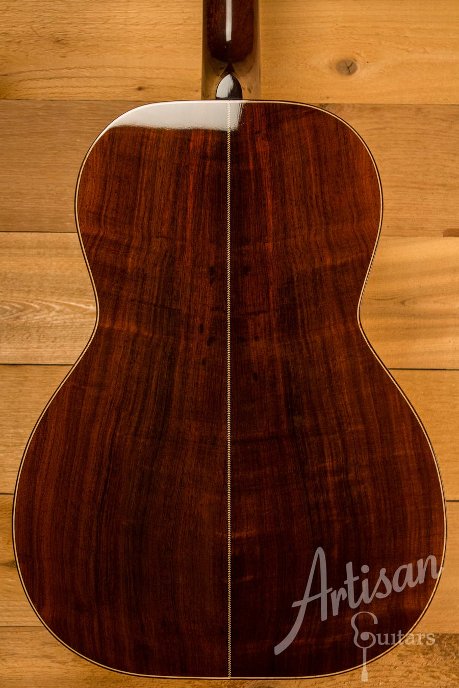 Huss and Dalton Custom 000SP Red Spruce and Brazilian Rosewood Pre-Owned 2004 ID-10666 - Artisan Guitars