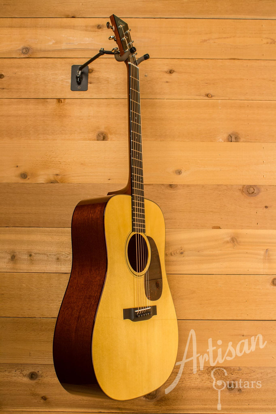Collings D1A Guitar Varnish Adirondack and Mahogany No Tongue Brace Pre-Owned 2014 ID-10674