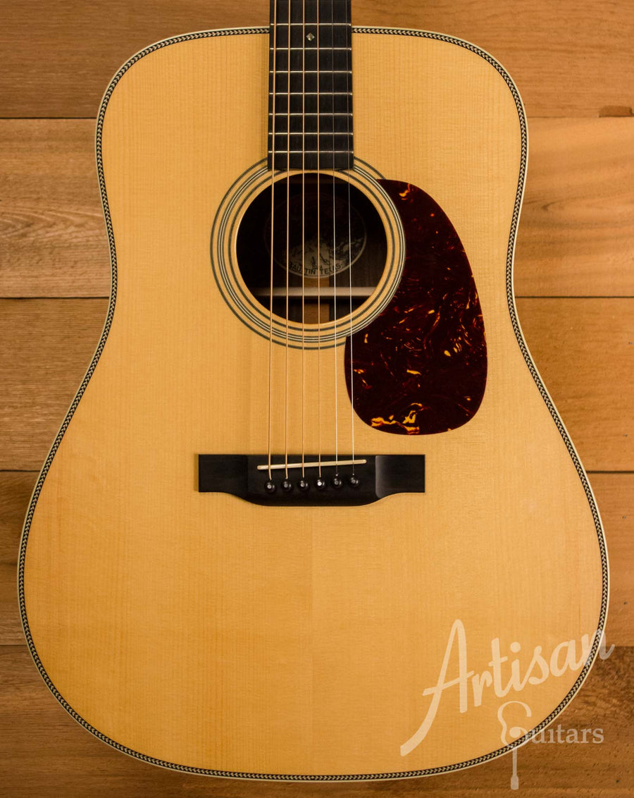 Collings D2HA Adirondack Spruce and Indian Rosewood with Adirondack Braces Pre-Owned 2010 ID-10686