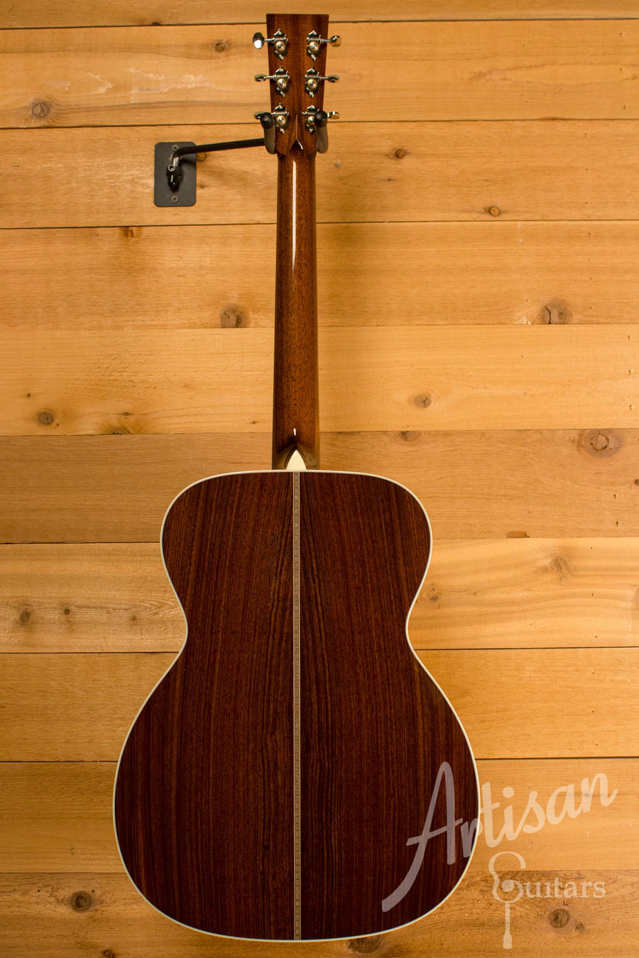 Collings OM2H Guitar Sitka Spruce and Indian Rosewood ID-10322