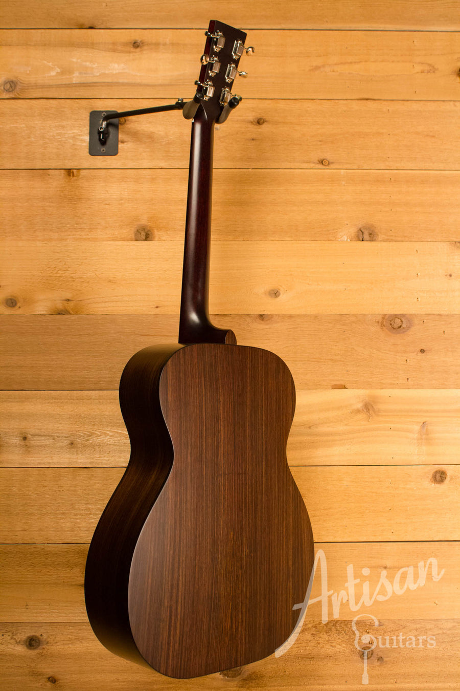 Huss and Dalton Road Edition OM Sitka Spruce and Indian Rosewood ID-10645